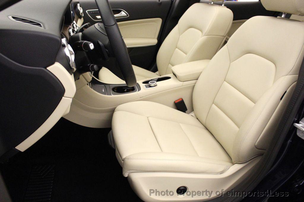 2018 Mercedes-Benz GLA CERTIFIED GLA250 4Matic AWD CAMERA PANO NAVI - 18196747 - 40