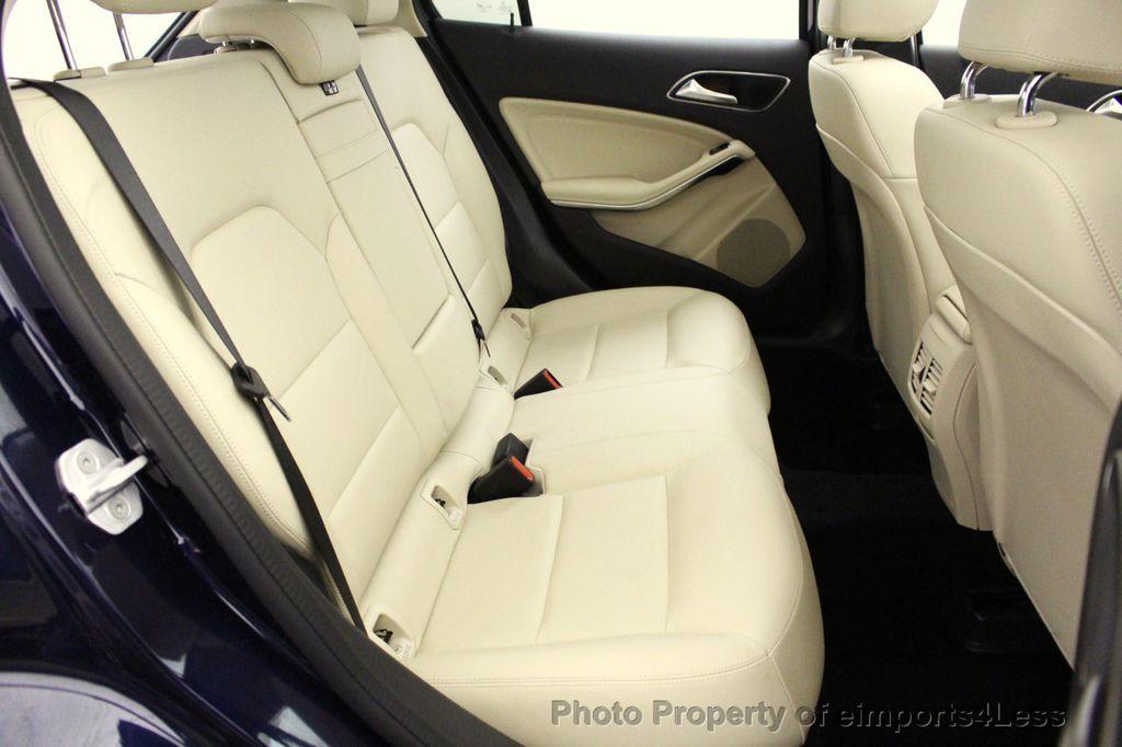 2018 Mercedes-Benz GLA CERTIFIED GLA250 4Matic AWD CAMERA PANO NAVI - 18196747 - 43