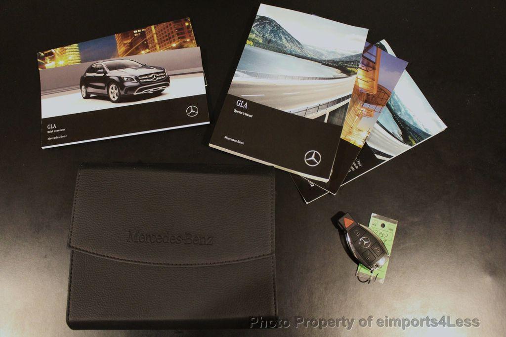 2018 Mercedes-Benz GLA CERTIFIED GLA250 4Matic AWD CAMERA PANO NAVI - 18196748 - 39