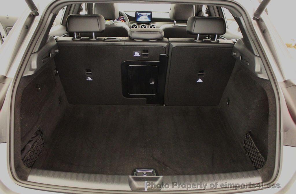 2018 Mercedes-Benz GLA CERTIFIED GLA250 4Matic AWD CAMERA PANO NAVI - 18196751 - 21