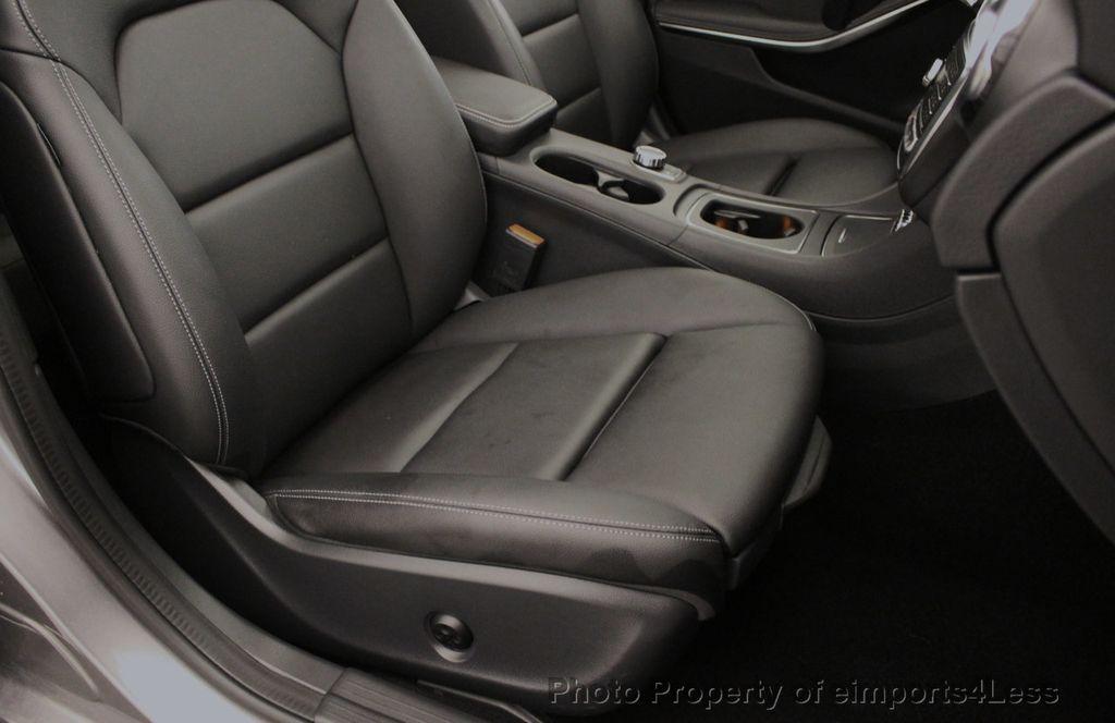 2018 Mercedes-Benz GLA CERTIFIED GLA250 4Matic AWD CAMERA PANO NAVI - 18196751 - 23