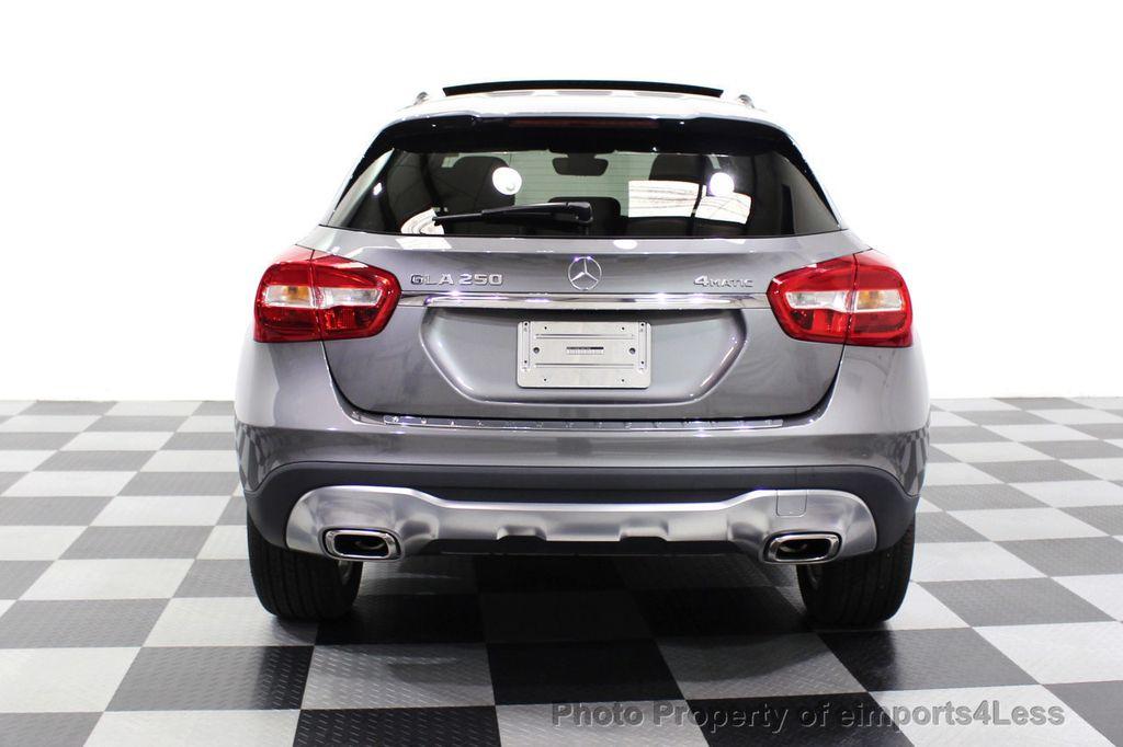 2018 Mercedes-Benz GLA CERTIFIED GLA250 4Matic AWD CAMERA PANO NAVI - 18196751 - 30