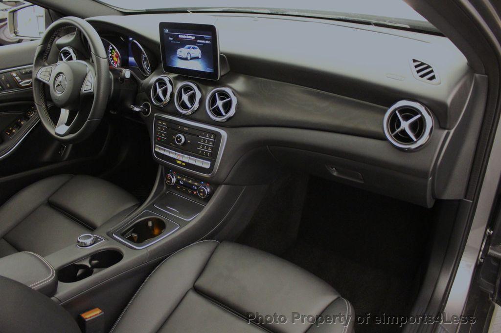 2018 Mercedes-Benz GLA CERTIFIED GLA250 4Matic AWD CAMERA PANO NAVI - 18196751 - 34