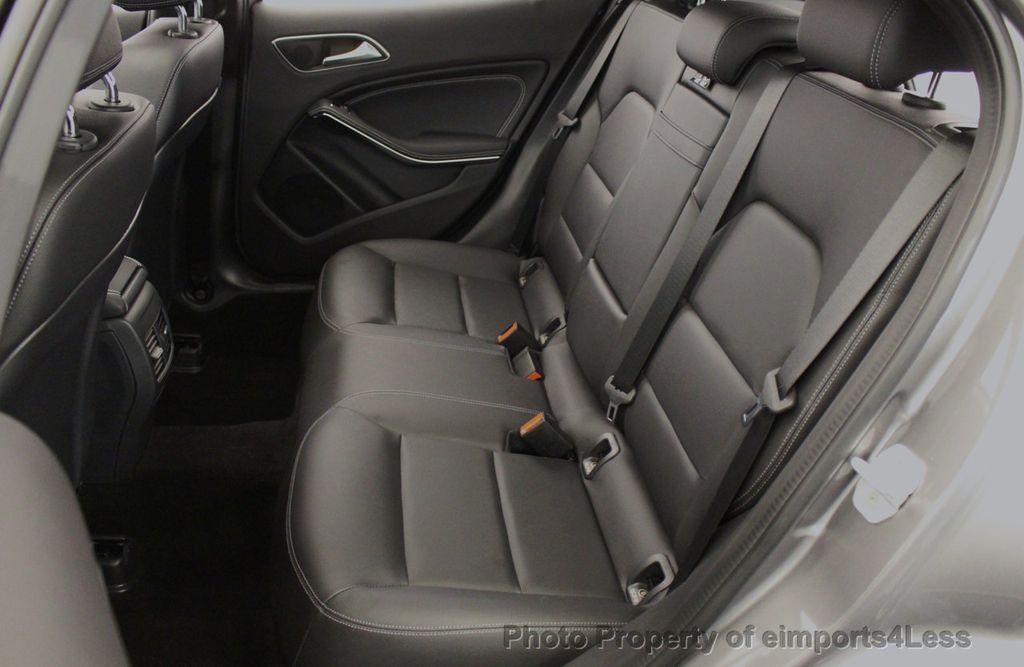 2018 Mercedes-Benz GLA CERTIFIED GLA250 4Matic AWD CAMERA PANO NAVI - 18196751 - 35