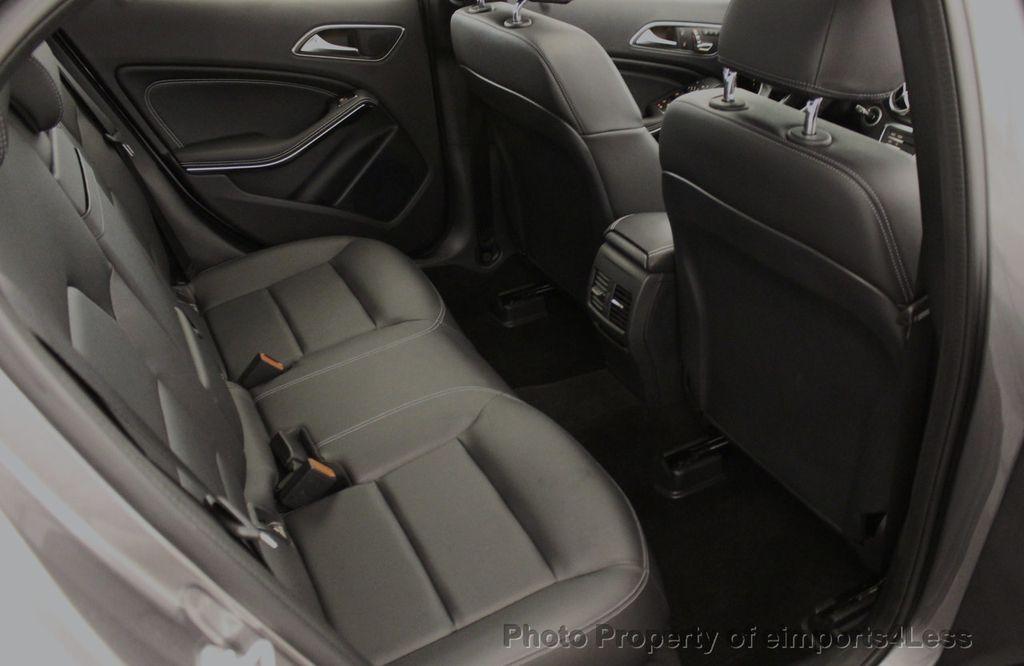 2018 Mercedes-Benz GLA CERTIFIED GLA250 4Matic AWD CAMERA PANO NAVI - 18196751 - 36