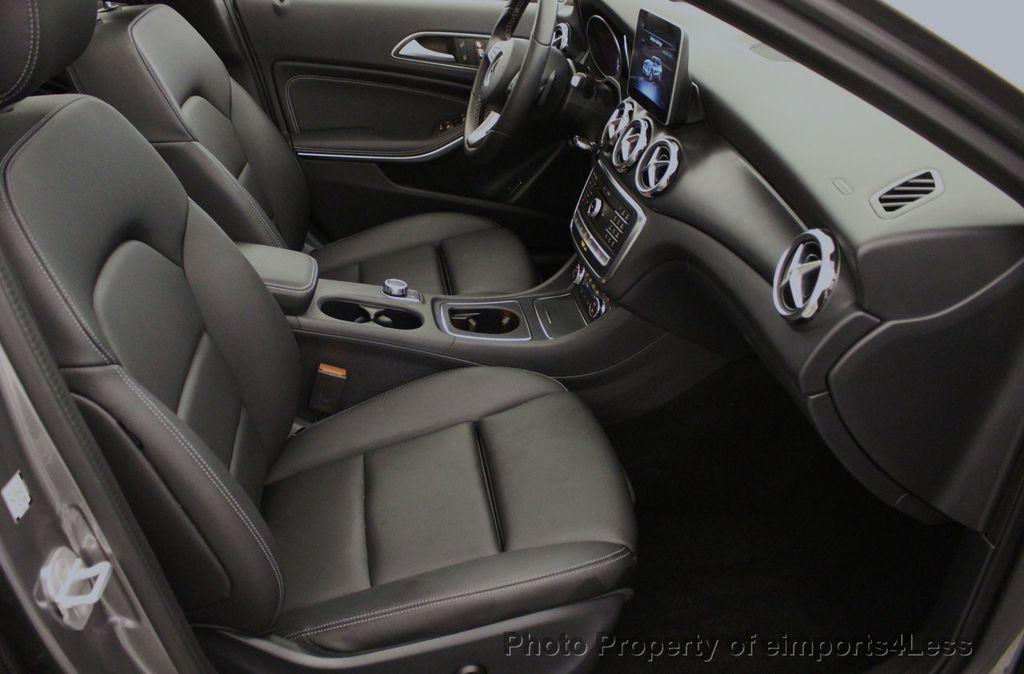 2018 Mercedes-Benz GLA CERTIFIED GLA250 4Matic AWD CAMERA PANO NAVI - 18196751 - 38