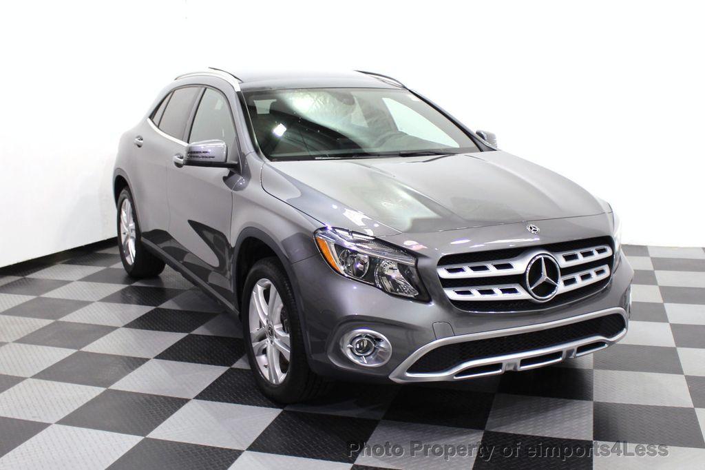 2018 Mercedes-Benz GLA CERTIFIED GLA250 4Matic AWD CAMERA PANO NAVI - 18196751 - 44
