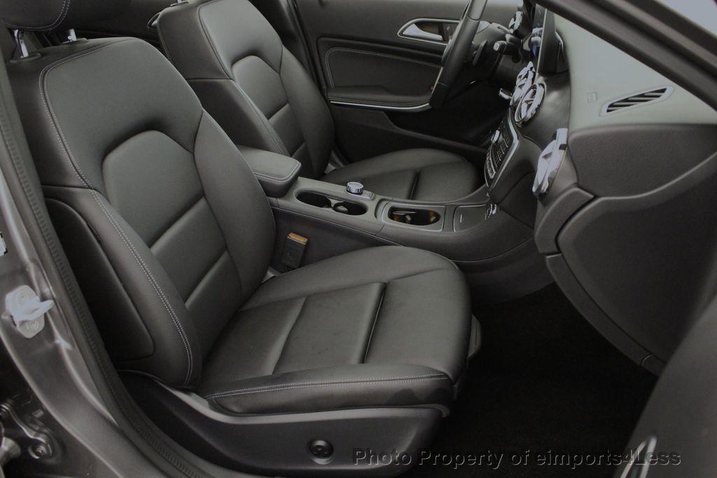 2018 Mercedes-Benz GLA CERTIFIED GLA250 4Matic AWD CAMERA PANO NAVI - 18196751 - 48