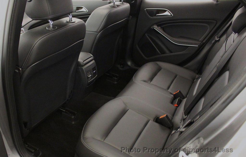 2018 Mercedes-Benz GLA CERTIFIED GLA250 4Matic AWD CAMERA PANO NAVI - 18196751 - 49