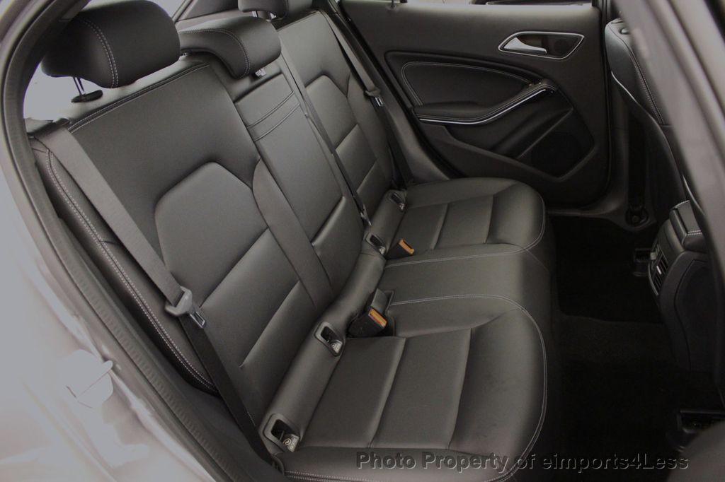 2018 Mercedes-Benz GLA CERTIFIED GLA250 4Matic AWD CAMERA PANO NAVI - 18196751 - 50