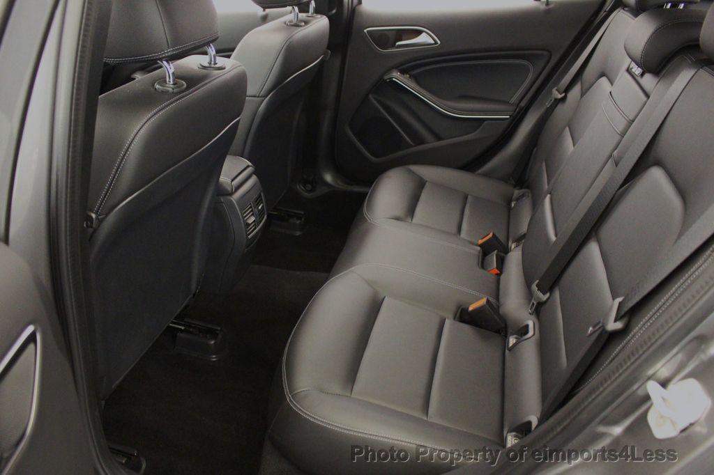 2018 Mercedes-Benz GLA CERTIFIED GLA250 4Matic AWD CAMERA PANO NAVI - 18196751 - 7