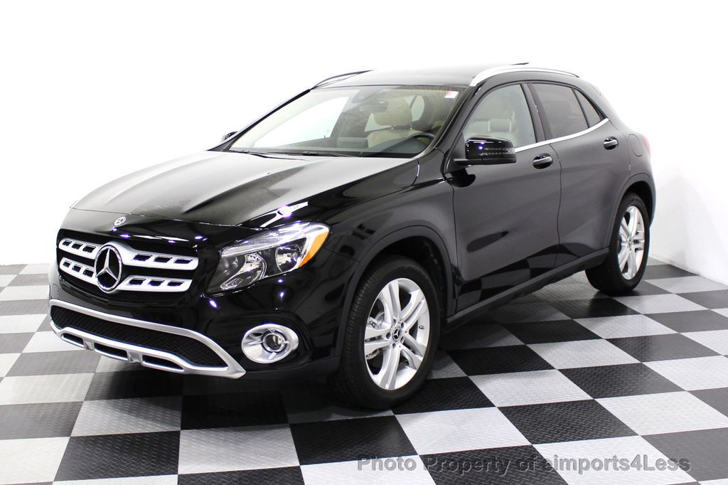 2018 Mercedes-Benz GLA CERTIFIED GLA250 4Matic AWD CAMERA PANO NAVI - 18196774 - 10