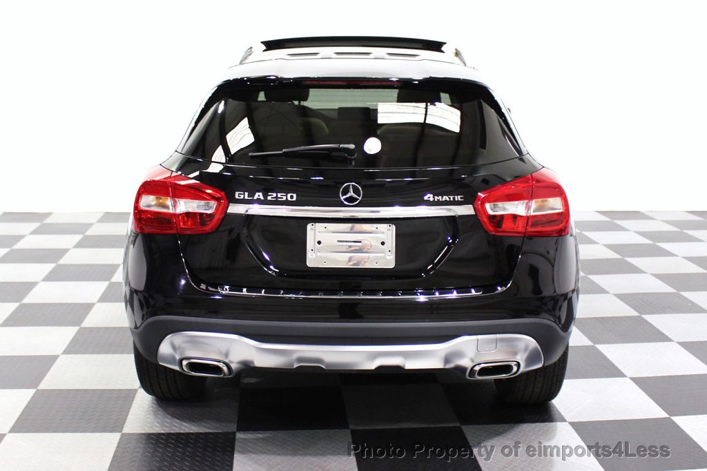 2018 Mercedes-Benz GLA CERTIFIED GLA250 4Matic AWD CAMERA PANO NAVI - 18196774 - 13