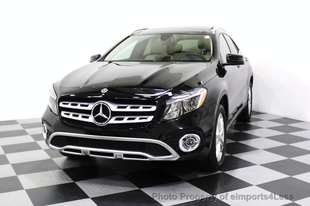 2018 Mercedes-Benz GLA CERTIFIED GLA250 4Matic AWD CAMERA PANO NAVI - 18196774 - 21