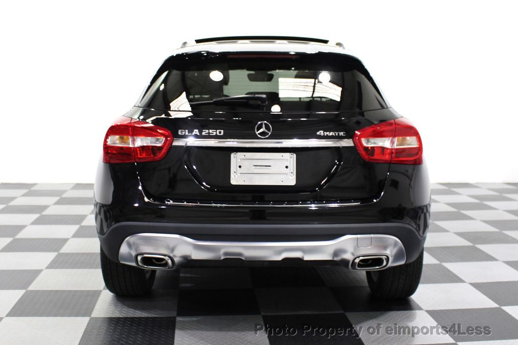 2018 Mercedes-Benz GLA CERTIFIED GLA250 4Matic AWD CAMERA PANO NAVI - 18196774 - 24