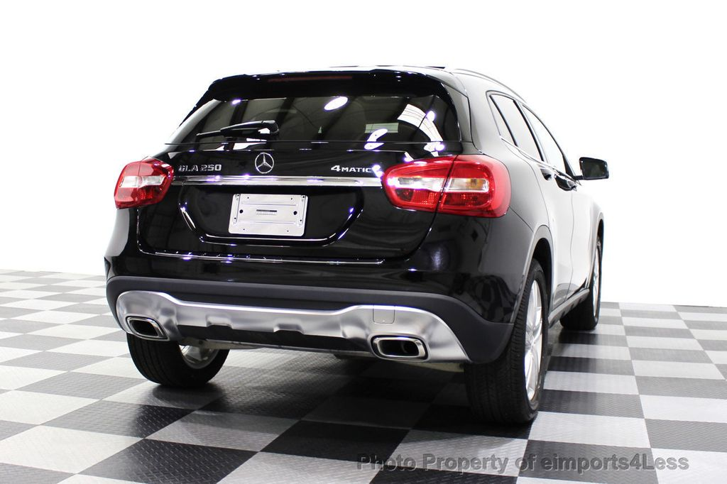 2018 Mercedes-Benz GLA CERTIFIED GLA250 4Matic AWD CAMERA PANO NAVI - 18196774 - 25