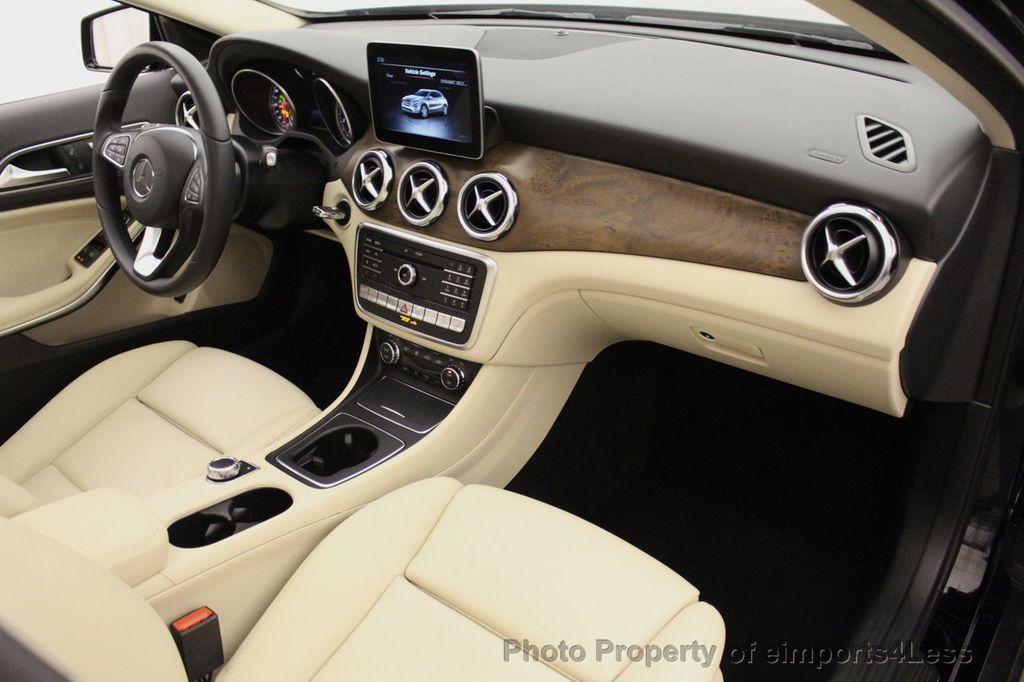 2018 Mercedes-Benz GLA CERTIFIED GLA250 4Matic AWD CAMERA PANO NAVI - 18196774 - 28