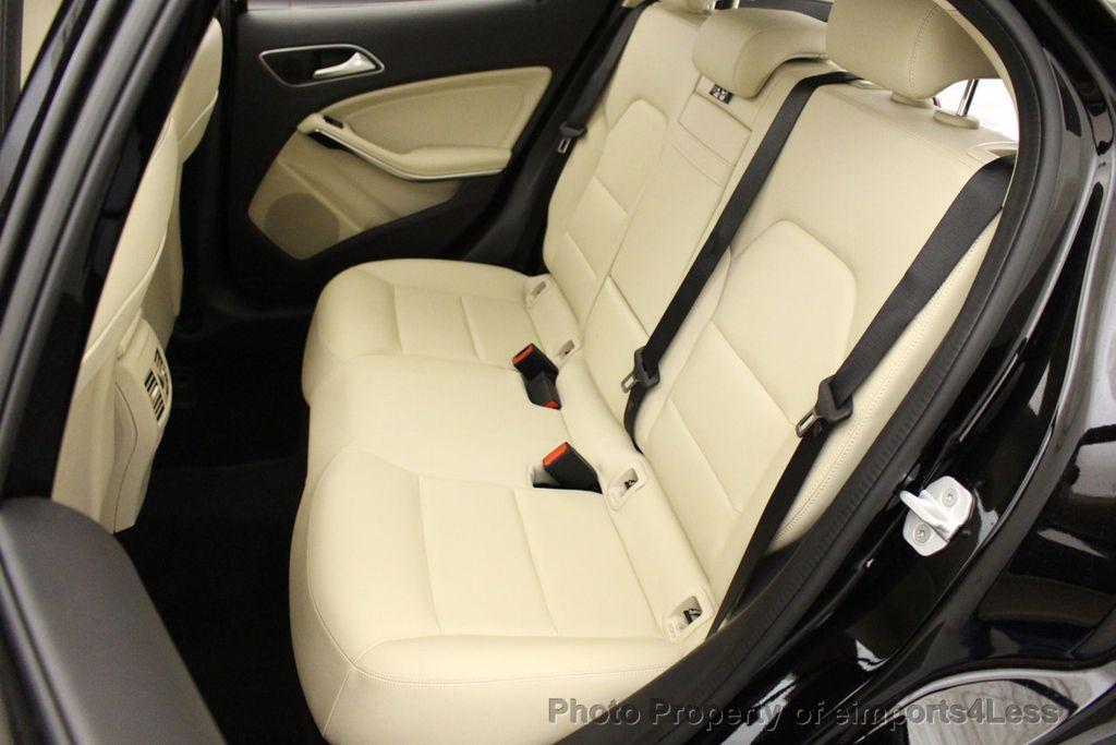 2018 Mercedes-Benz GLA CERTIFIED GLA250 4Matic AWD CAMERA PANO NAVI - 18196774 - 29