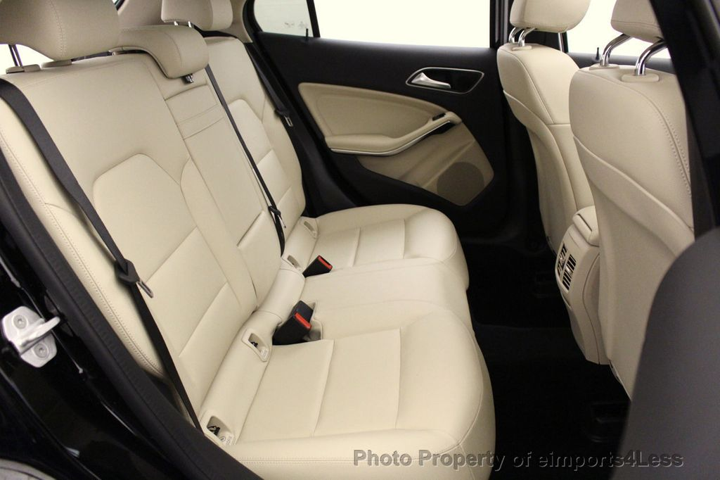 2018 Mercedes-Benz GLA CERTIFIED GLA250 4Matic AWD CAMERA PANO NAVI - 18196774 - 30