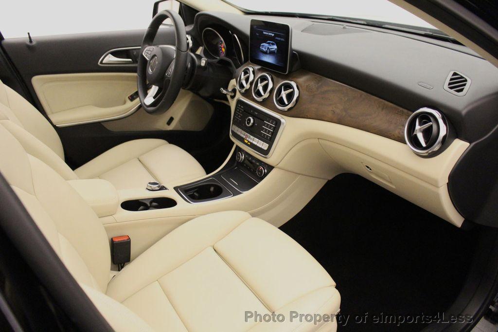 2018 Mercedes-Benz GLA CERTIFIED GLA250 4Matic AWD CAMERA PANO NAVI - 18196774 - 32