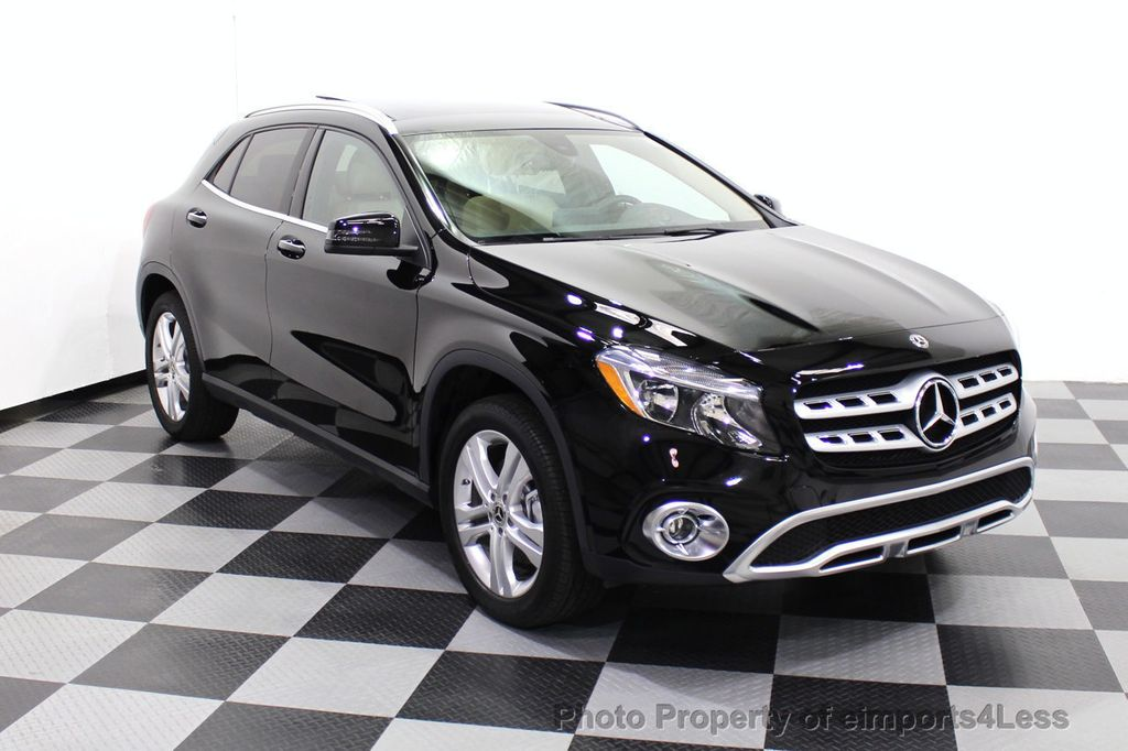 2018 Mercedes-Benz GLA CERTIFIED GLA250 4Matic AWD CAMERA PANO NAVI - 18196774 - 36