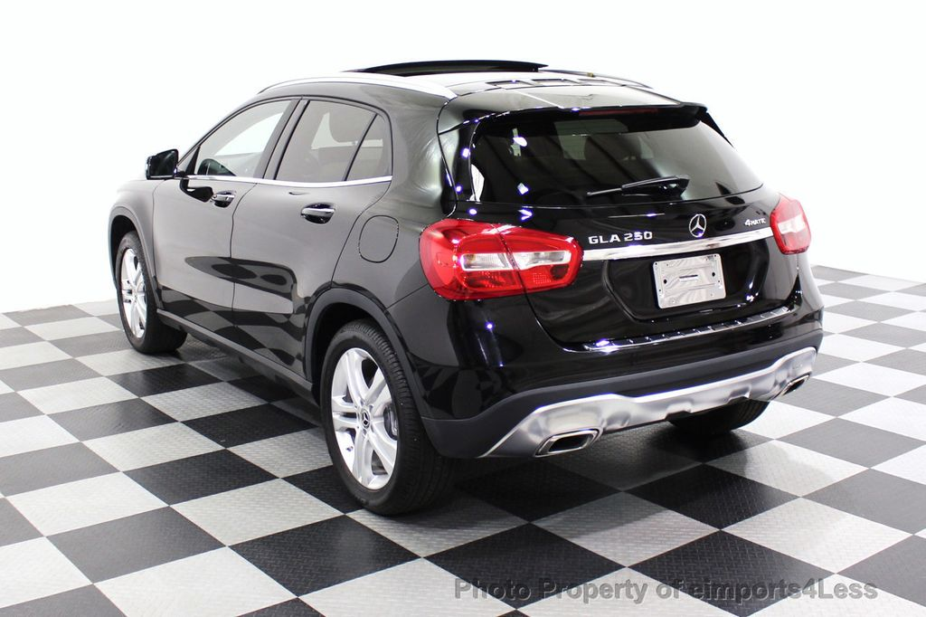 2018 Mercedes-Benz GLA CERTIFIED GLA250 4Matic AWD CAMERA PANO NAVI - 18196774 - 37