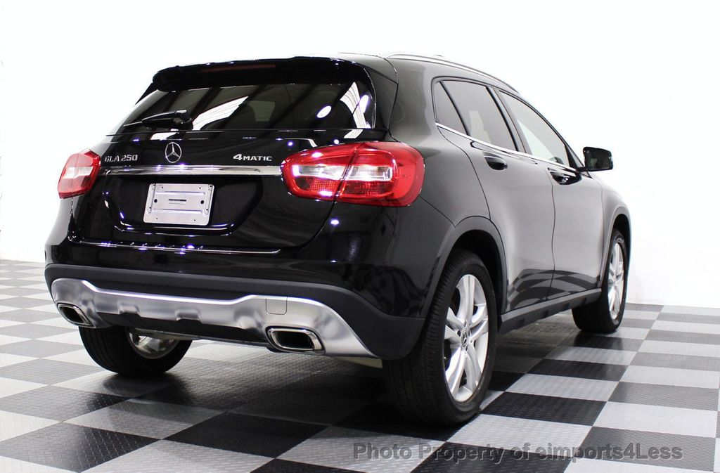 2018 Mercedes-Benz GLA CERTIFIED GLA250 4Matic AWD CAMERA PANO NAVI - 18196774 - 38