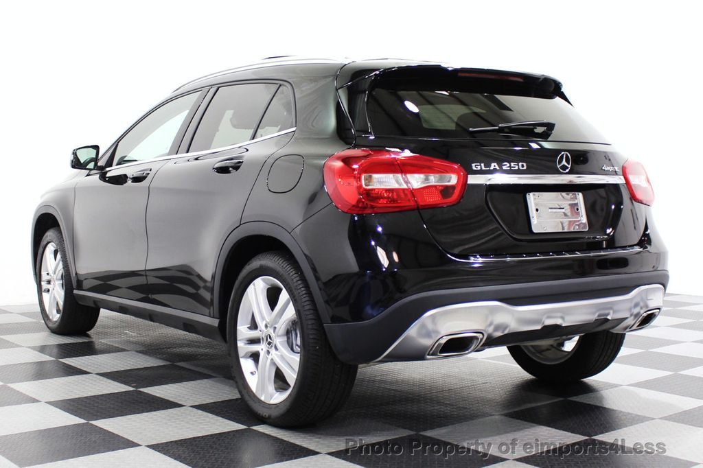 2018 Mercedes-Benz GLA CERTIFIED GLA250 4Matic AWD CAMERA PANO NAVI - 18196774 - 3