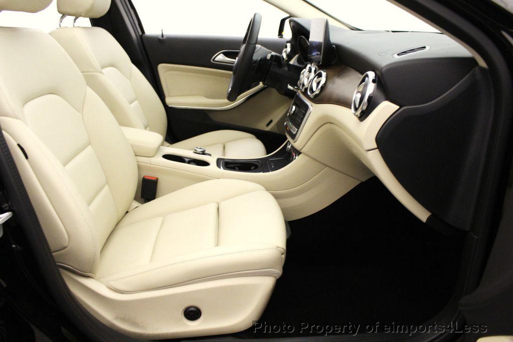 2018 Mercedes-Benz GLA CERTIFIED GLA250 4Matic AWD CAMERA PANO NAVI - 18196774 - 40