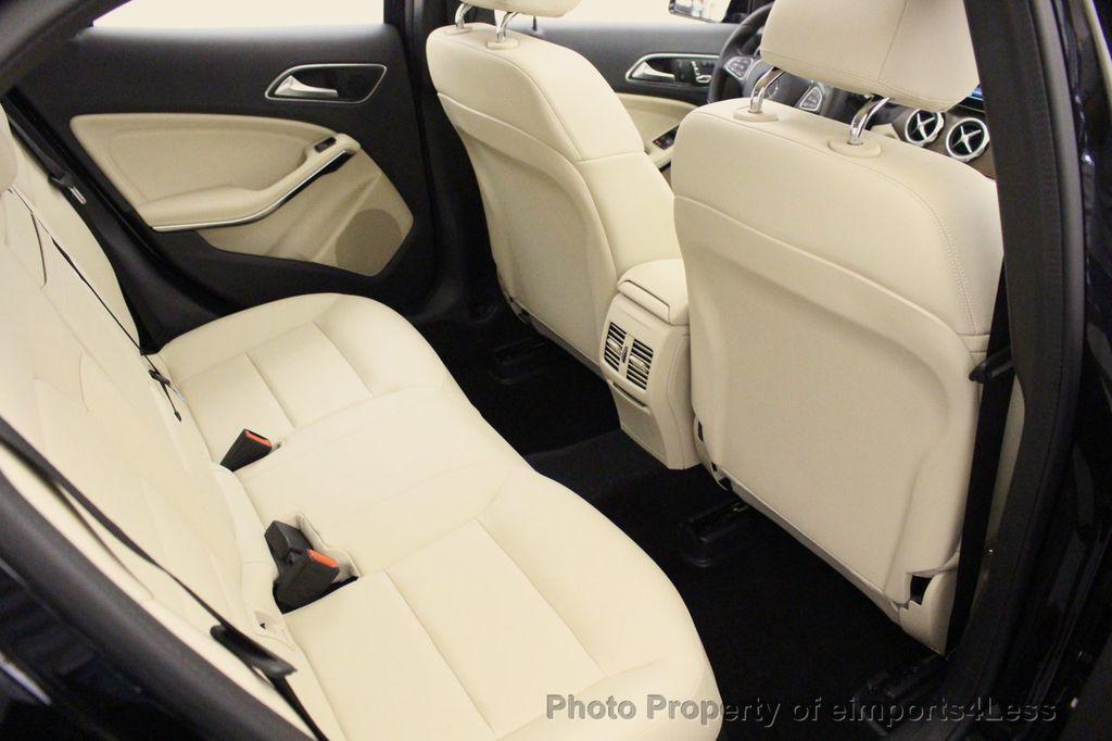 2018 Mercedes-Benz GLA CERTIFIED GLA250 4Matic AWD CAMERA PANO NAVI - 18196774 - 42