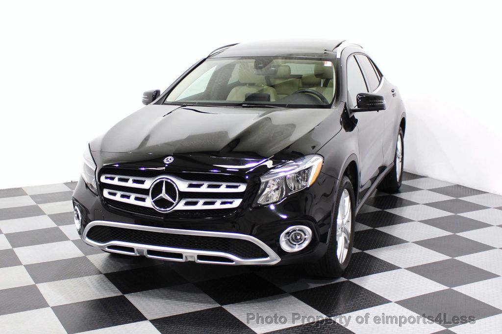2018 Mercedes-Benz GLA CERTIFIED GLA250 4Matic AWD CAMERA PANO NAVI - 18196774 - 43