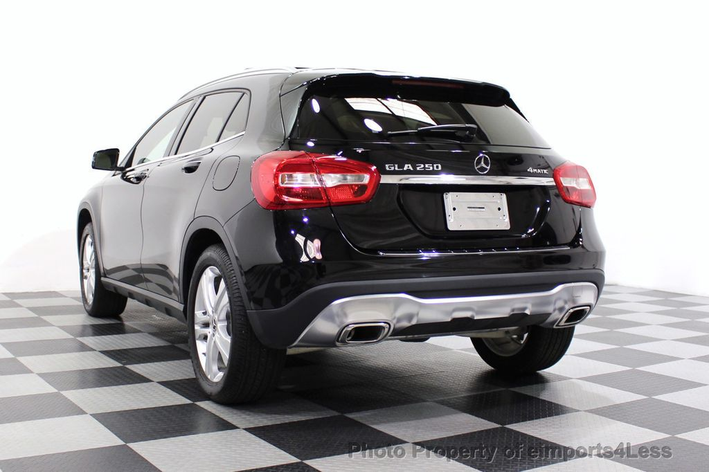 2018 Mercedes-Benz GLA CERTIFIED GLA250 4Matic AWD CAMERA PANO NAVI - 18196774 - 44
