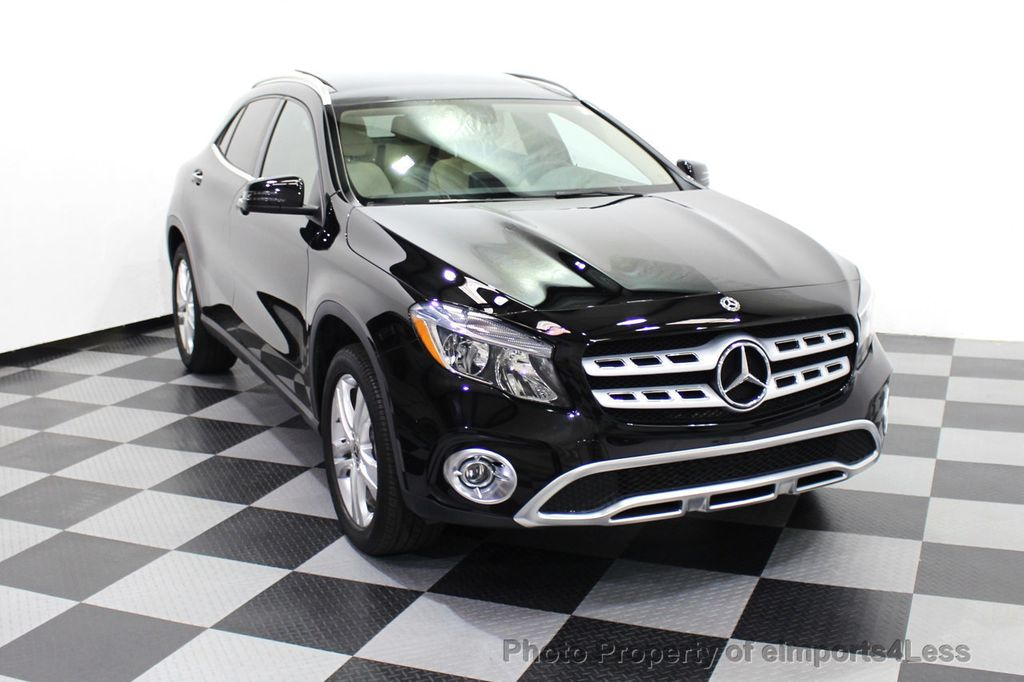 2018 Mercedes-Benz GLA CERTIFIED GLA250 4Matic AWD CAMERA PANO NAVI - 18196774 - 45