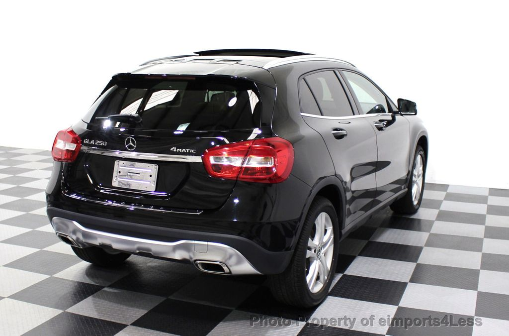 2018 Mercedes-Benz GLA CERTIFIED GLA250 4Matic AWD CAMERA PANO NAVI - 18196774 - 4