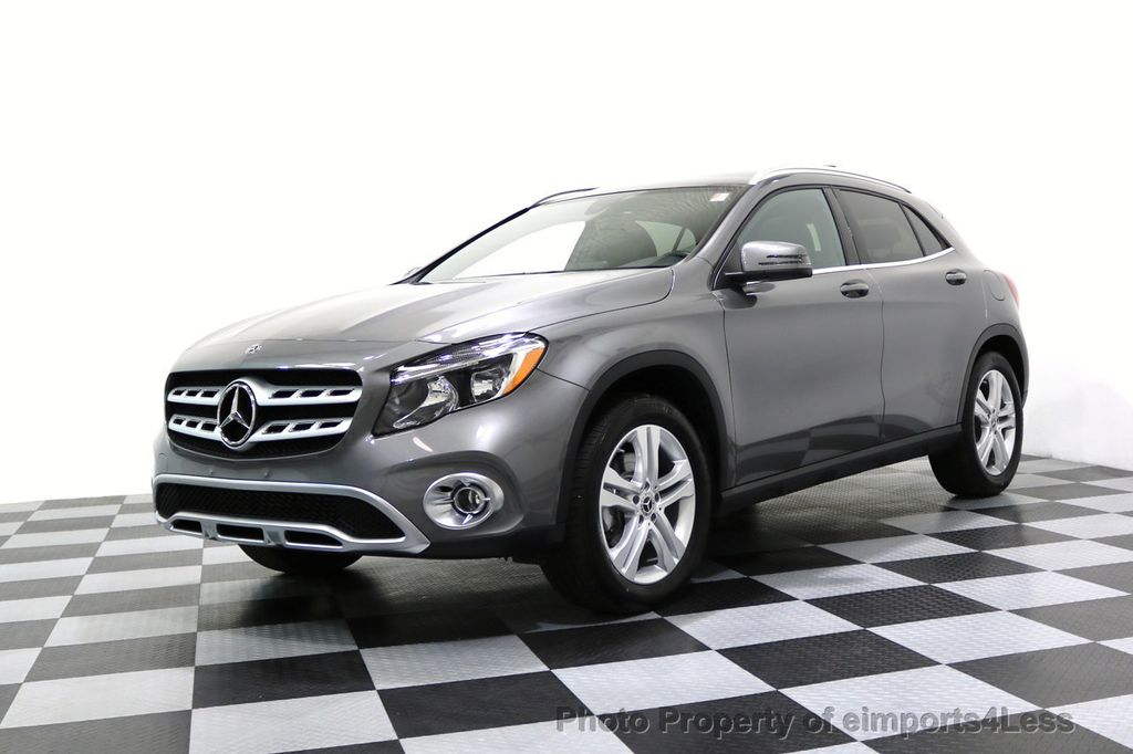 2018 Mercedes-Benz GLA CERTIFIED GLA250 4Matic AWD CAMERA PANO NAVIGATION - 17486339 - 13