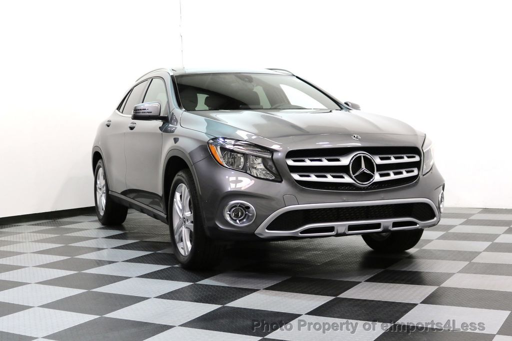 2018 Mercedes-Benz GLA CERTIFIED GLA250 4Matic AWD CAMERA PANO NAVIGATION - 17486339 - 14