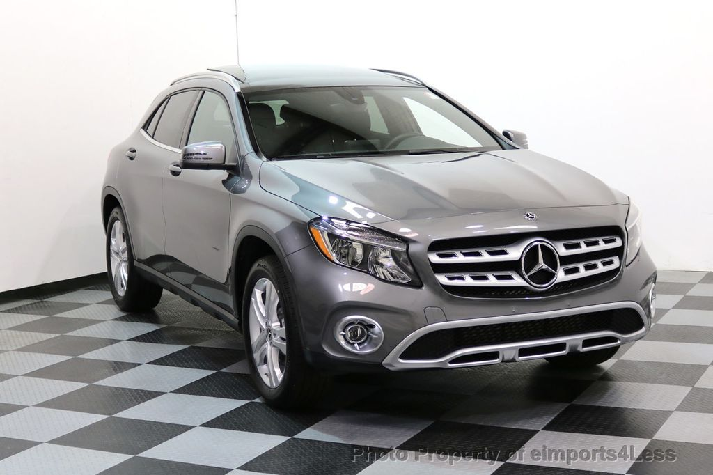 2018 Mercedes-Benz GLA CERTIFIED GLA250 4Matic AWD CAMERA PANO NAVIGATION - 17486339 - 1