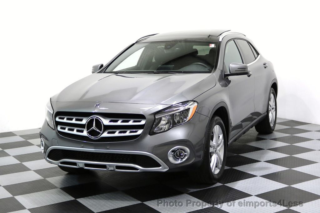 2018 Mercedes-Benz GLA CERTIFIED GLA250 4Matic AWD CAMERA PANO NAVIGATION - 17486339 - 26