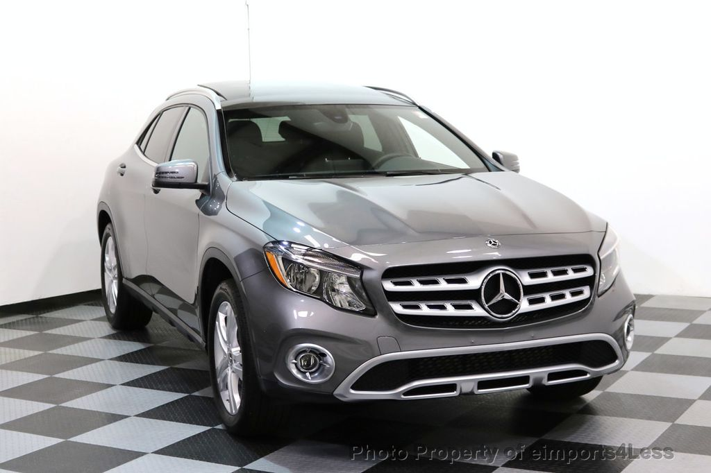 2018 Mercedes-Benz GLA CERTIFIED GLA250 4Matic AWD CAMERA PANO NAVIGATION - 17486339 - 27