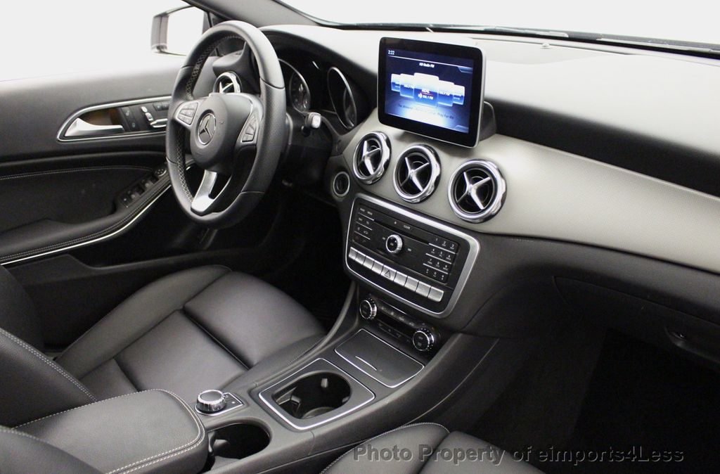 2018 Mercedes-Benz GLA CERTIFIED GLA250 4Matic AWD CAMERA PANO NAVIGATION - 17486339 - 32