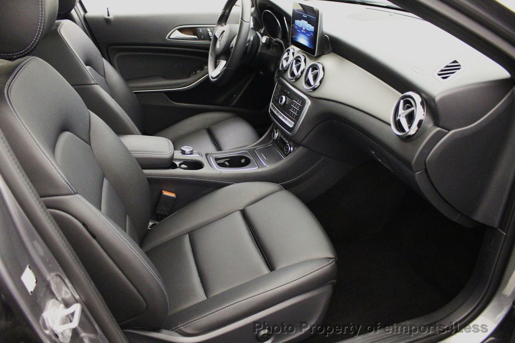 2018 Mercedes-Benz GLA CERTIFIED GLA250 4Matic AWD CAMERA PANO NAVIGATION - 17486339 - 34
