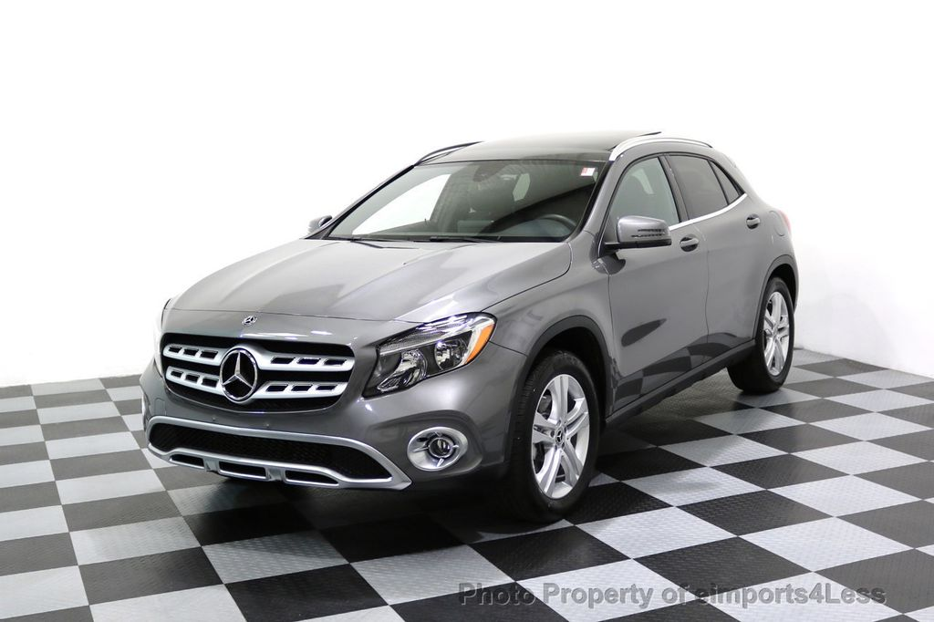 2018 Mercedes-Benz GLA CERTIFIED GLA250 4Matic AWD CAMERA PANO NAVIGATION - 17486339 - 44