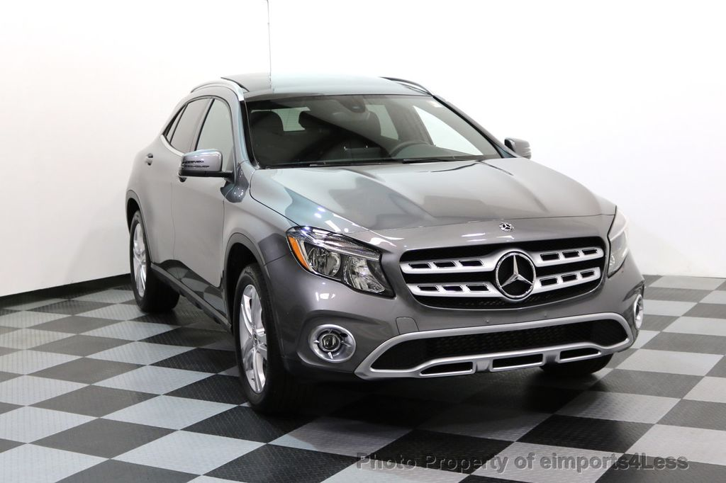 2018 Mercedes-Benz GLA CERTIFIED GLA250 4Matic AWD CAMERA PANO NAVIGATION - 17486339 - 45