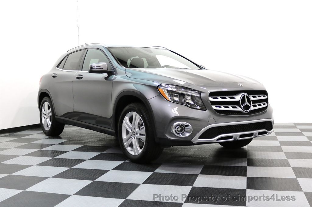 2018 Mercedes-Benz GLA CERTIFIED GLA250 4Matic AWD CAMERA PANO NAVIGATION - 17486339 - 52