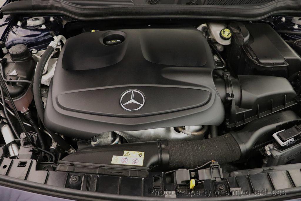 2018 Mercedes-Benz GLA CERTIFIED GLA250 4MATIC AWD NAV CAM PANO BLIS - 18467686 - 16