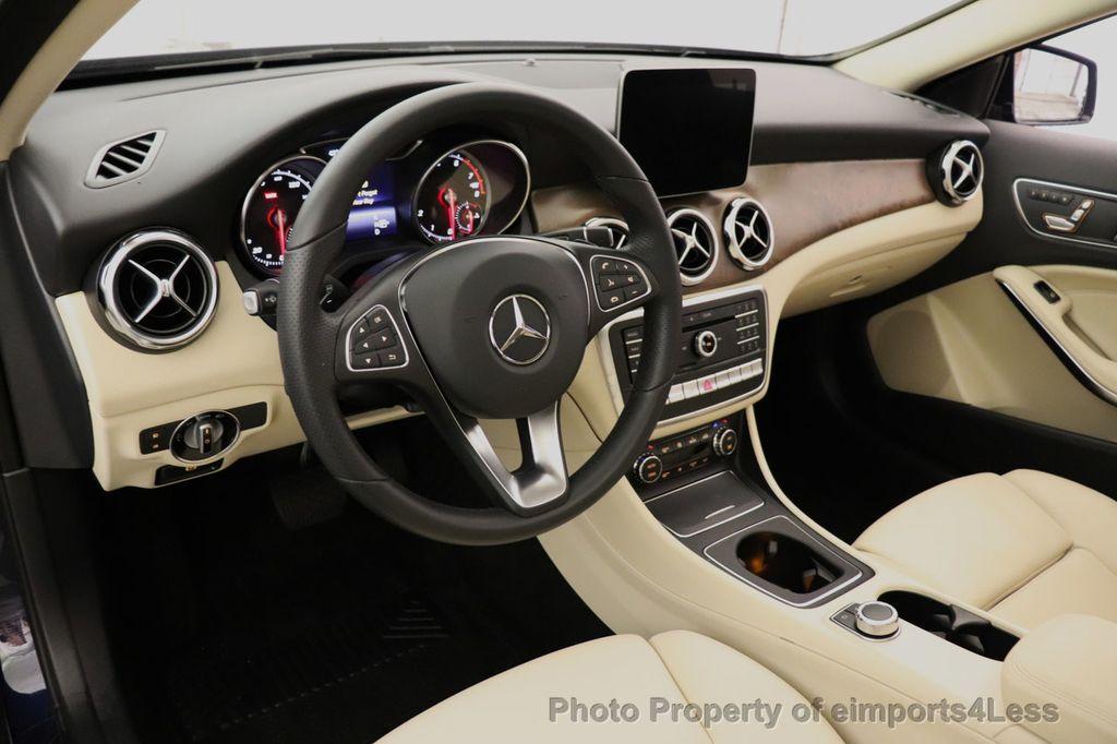 2018 Mercedes-Benz GLA CERTIFIED GLA250 4MATIC AWD NAV CAM PANO BLIS - 18467686 - 25