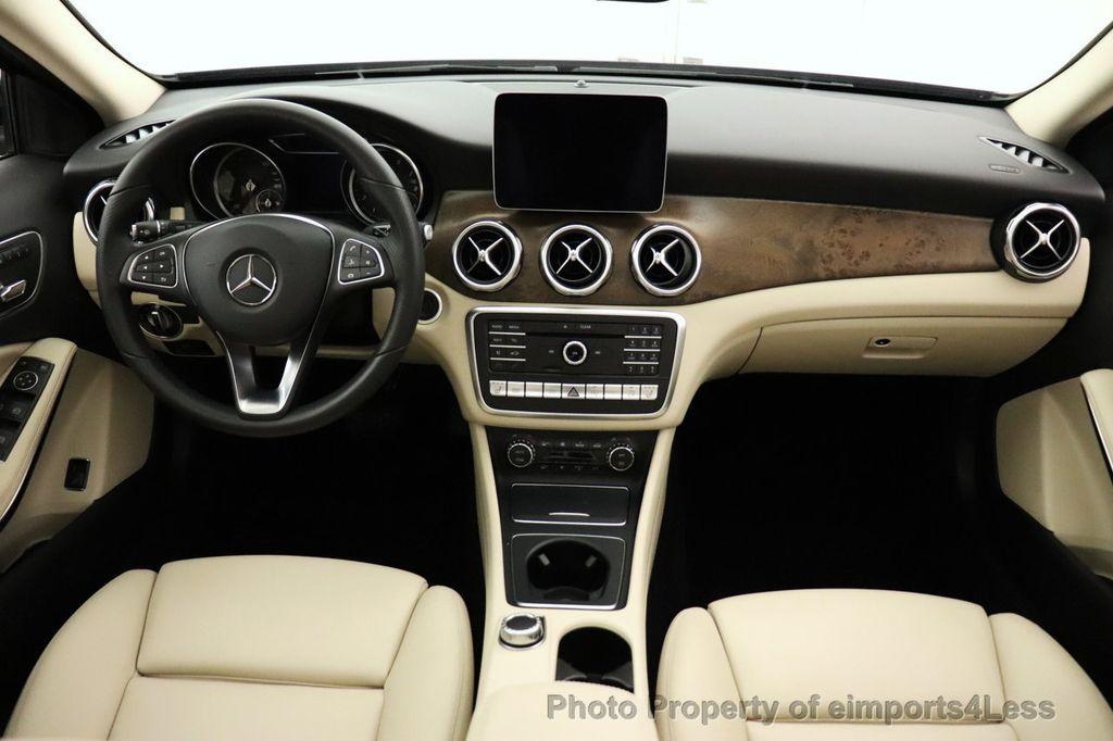 2018 Mercedes-Benz GLA CERTIFIED GLA250 4MATIC AWD NAV CAM PANO BLIS - 18467686 - 26