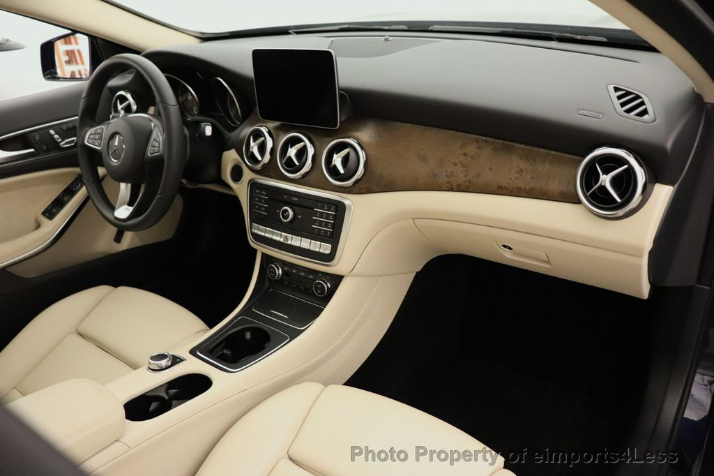 2018 Mercedes-Benz GLA CERTIFIED GLA250 4MATIC AWD NAV CAM PANO BLIS - 18467686 - 27