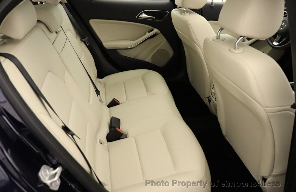 2018 Mercedes-Benz GLA CERTIFIED GLA250 4MATIC AWD NAV CAM PANO BLIS - 18467686 - 29