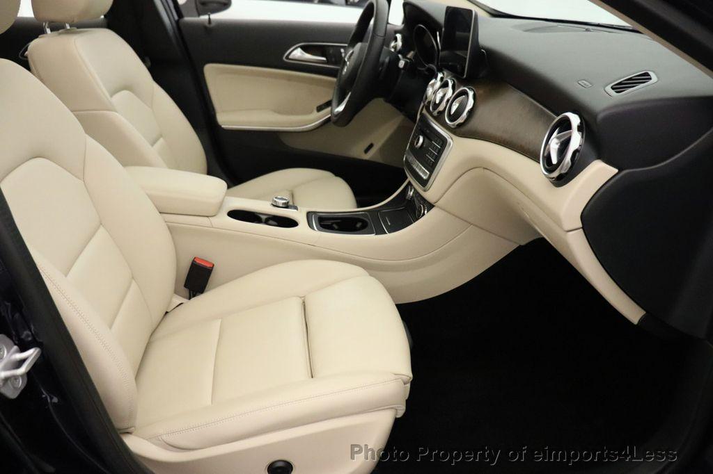 2018 Mercedes-Benz GLA CERTIFIED GLA250 4MATIC AWD NAV CAM PANO BLIS - 18467686 - 31
